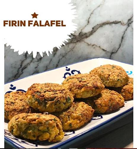 Fırın Falafel